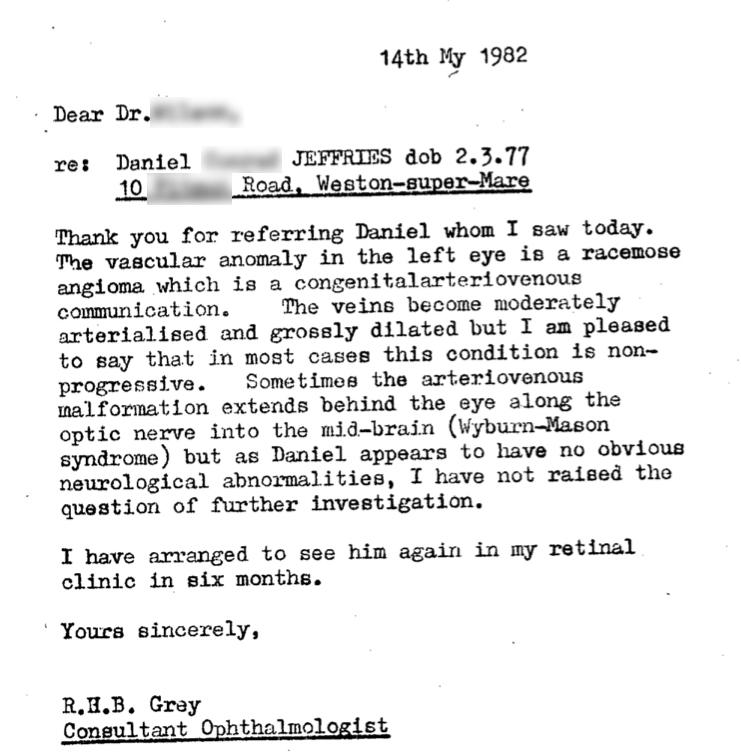 004 Doctors Letter 2 - Ch 1: Dan 1.0
