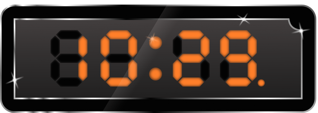 024 Digital Clock 1024x364 - Ch 9: This Sentence is Twenty