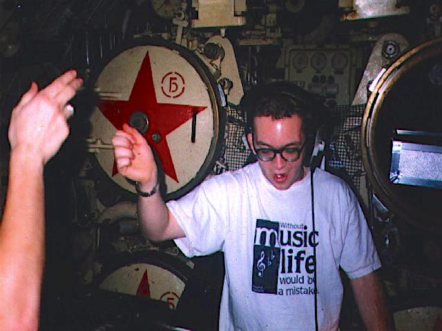 026 DJ on Submarine - Ch 11: Hello Creativity