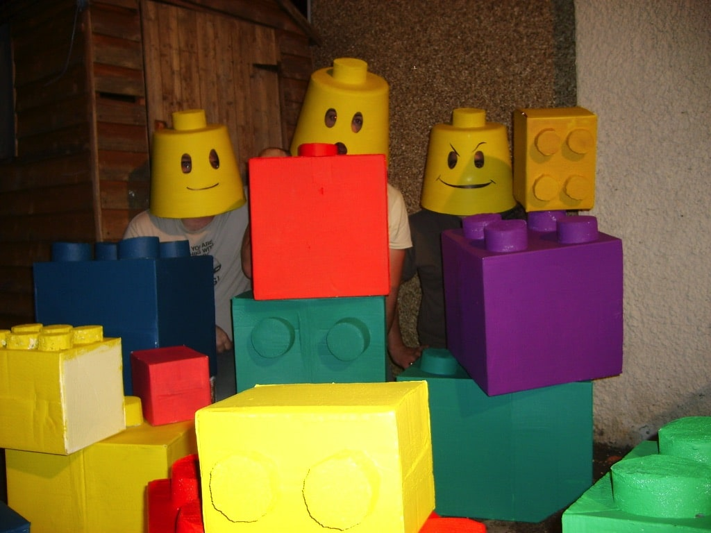 Lego1 - Ch 38: Building Blocks